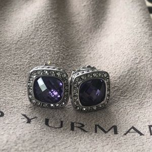 David Yurman Earrings 💜
